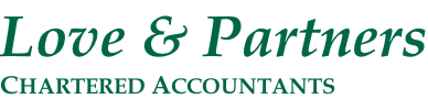 Love & Partners CHARTERED ACCOUNTANTS